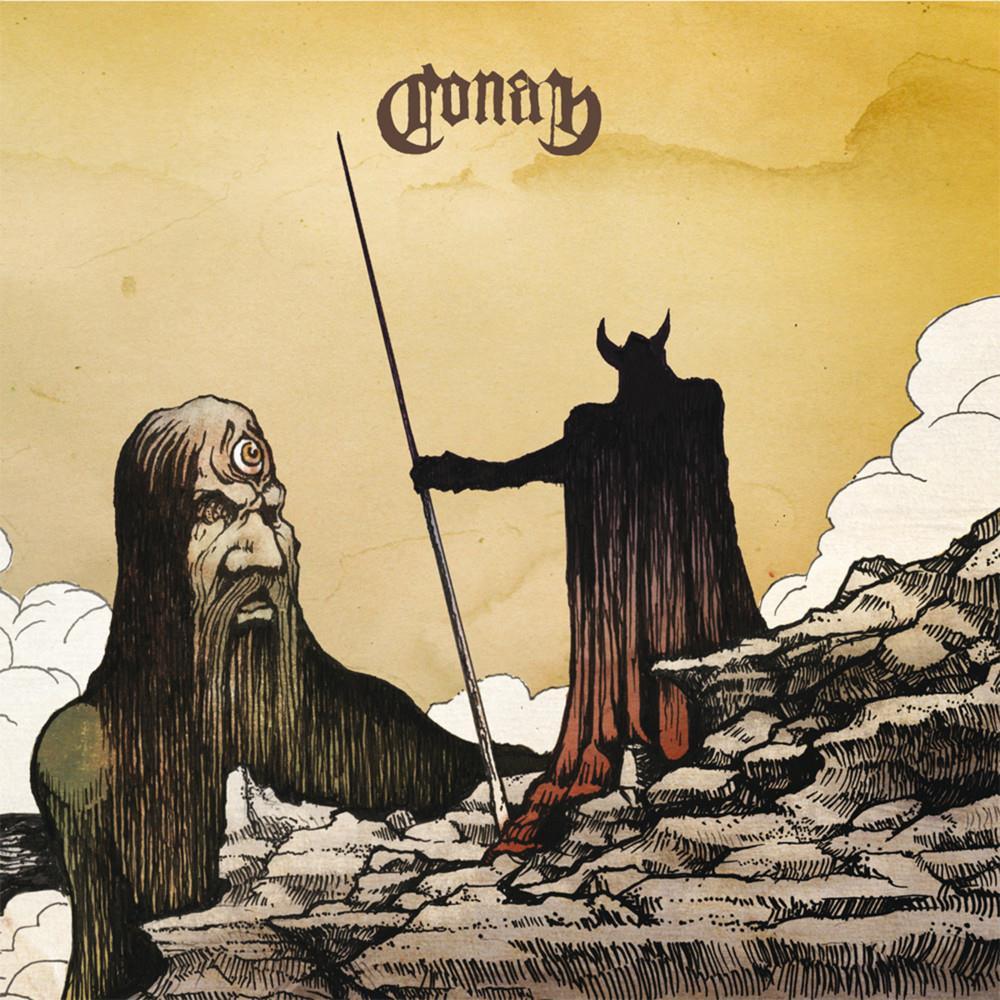 Conan - Monnos [LP]