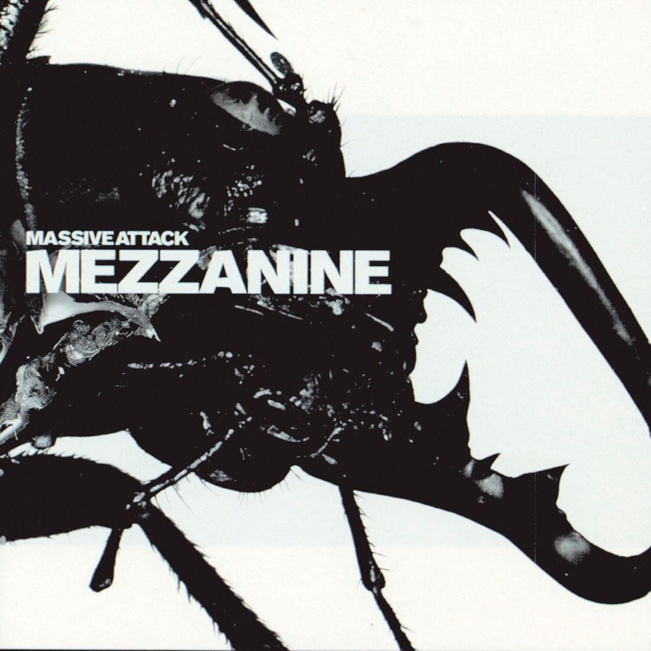 Massive Attack - Mezzanine [2xLP]