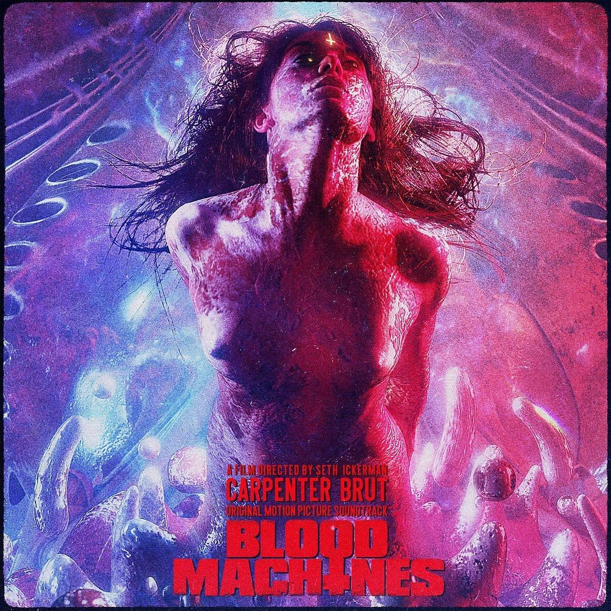 Carpenter Brut - Blood Machines OST [LP]