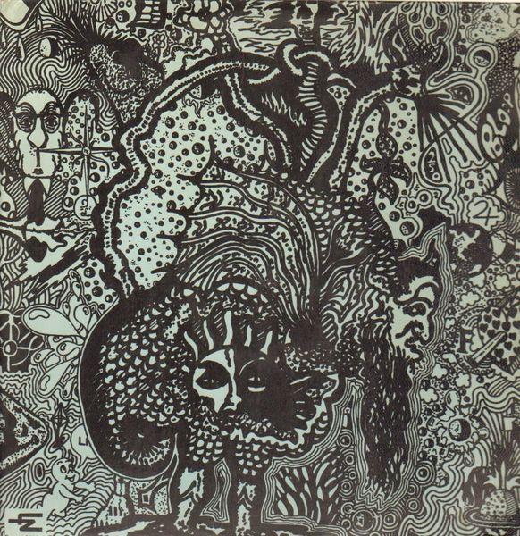 Arzachel – Arzachel [LP]
