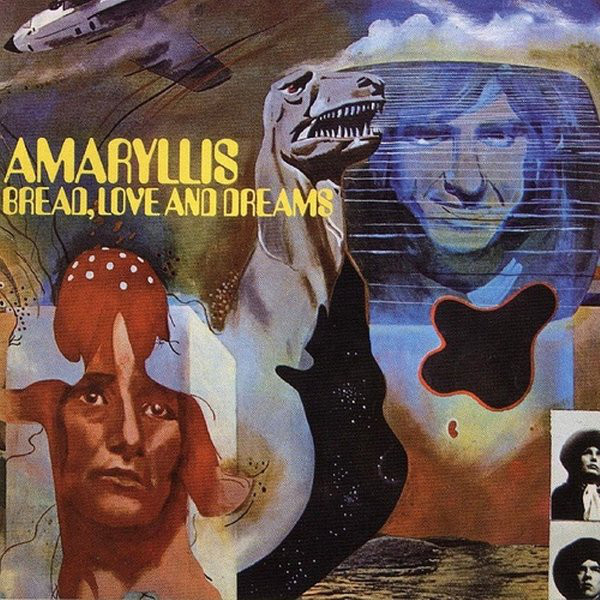 Bread Love And Dreams - Amaryllis [LP]