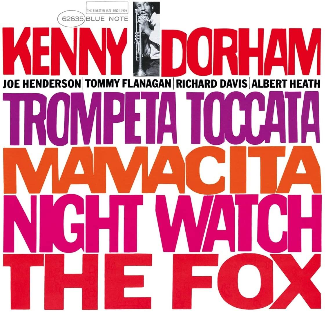Kenny Dorham - Trompeta Toccata [LP]