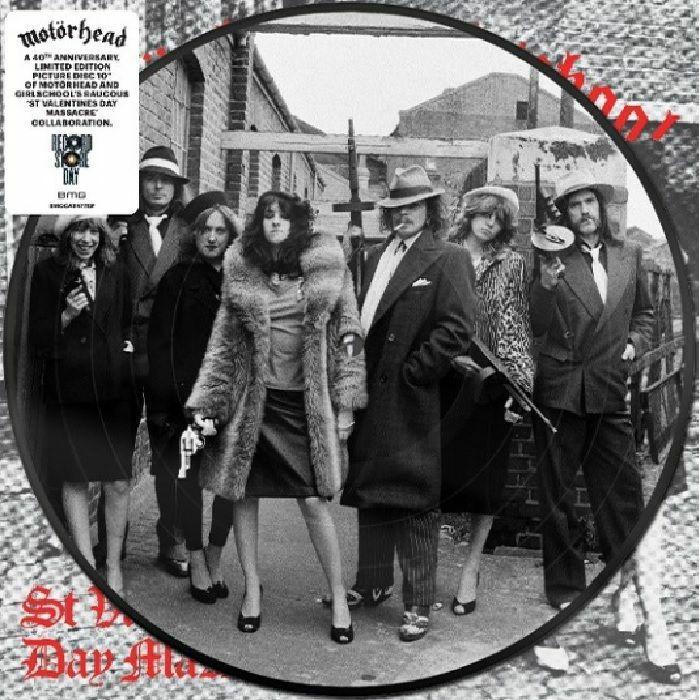"Motörhead - St Valentine's Day Massacre [LTD 10""] (RSD21)"