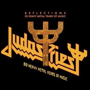 Judas Priest - Reflections (50 Heavy Metal Years Of Music [2xLP] (red vinyl)