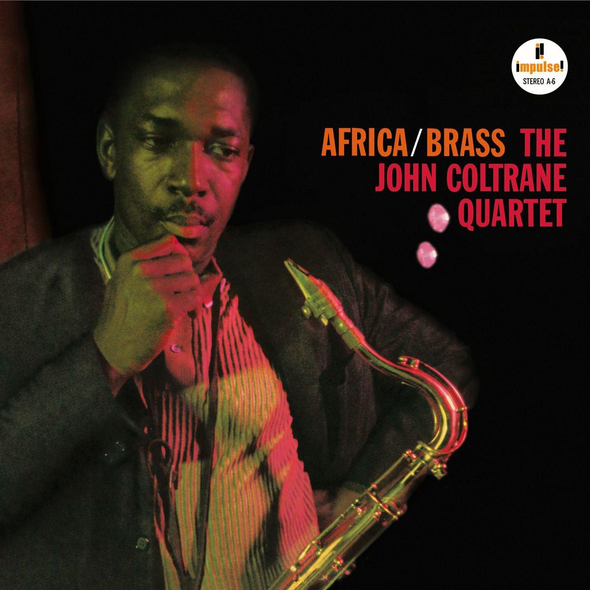 John Coltrane - Africa/Brass [LP]