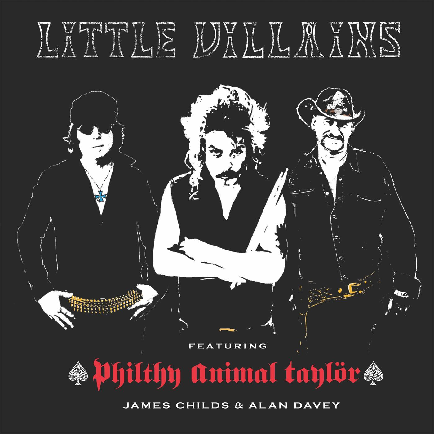 Little Villains - Taylor Made [LP]