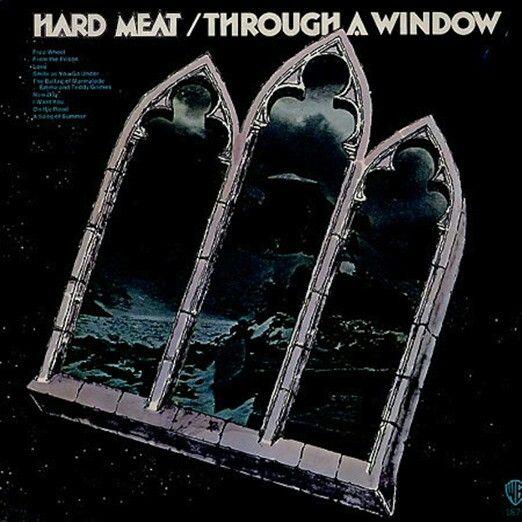 Hard Meat - Through A Window [LP]
