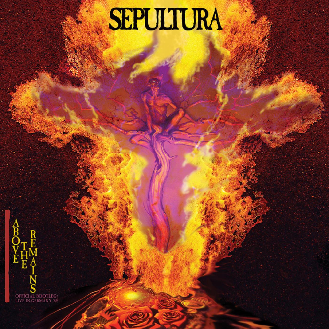 Sepultura - Above the Remains [LTD LP]