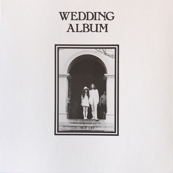 John Lennon / Yoko Ono - Wedding Album [LTD LP BOX] (White vinyl)