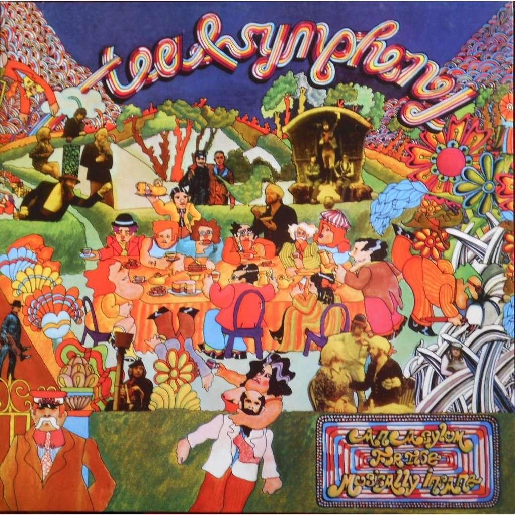 Tea & Symphony - An Asylum For The Musically Insane [LP]