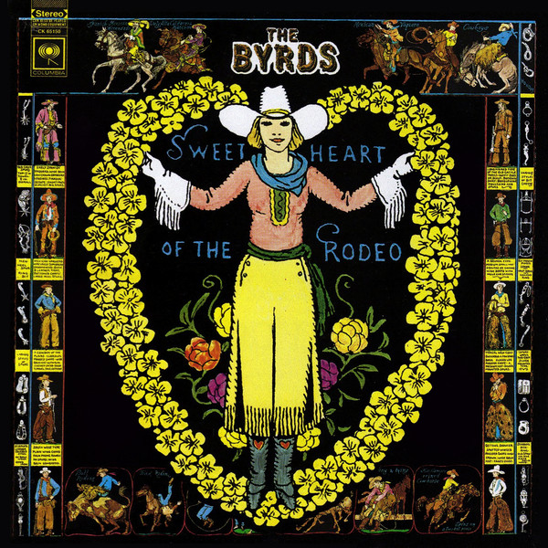 The Byrds - Sweetheart Of The Rodeo [LP]