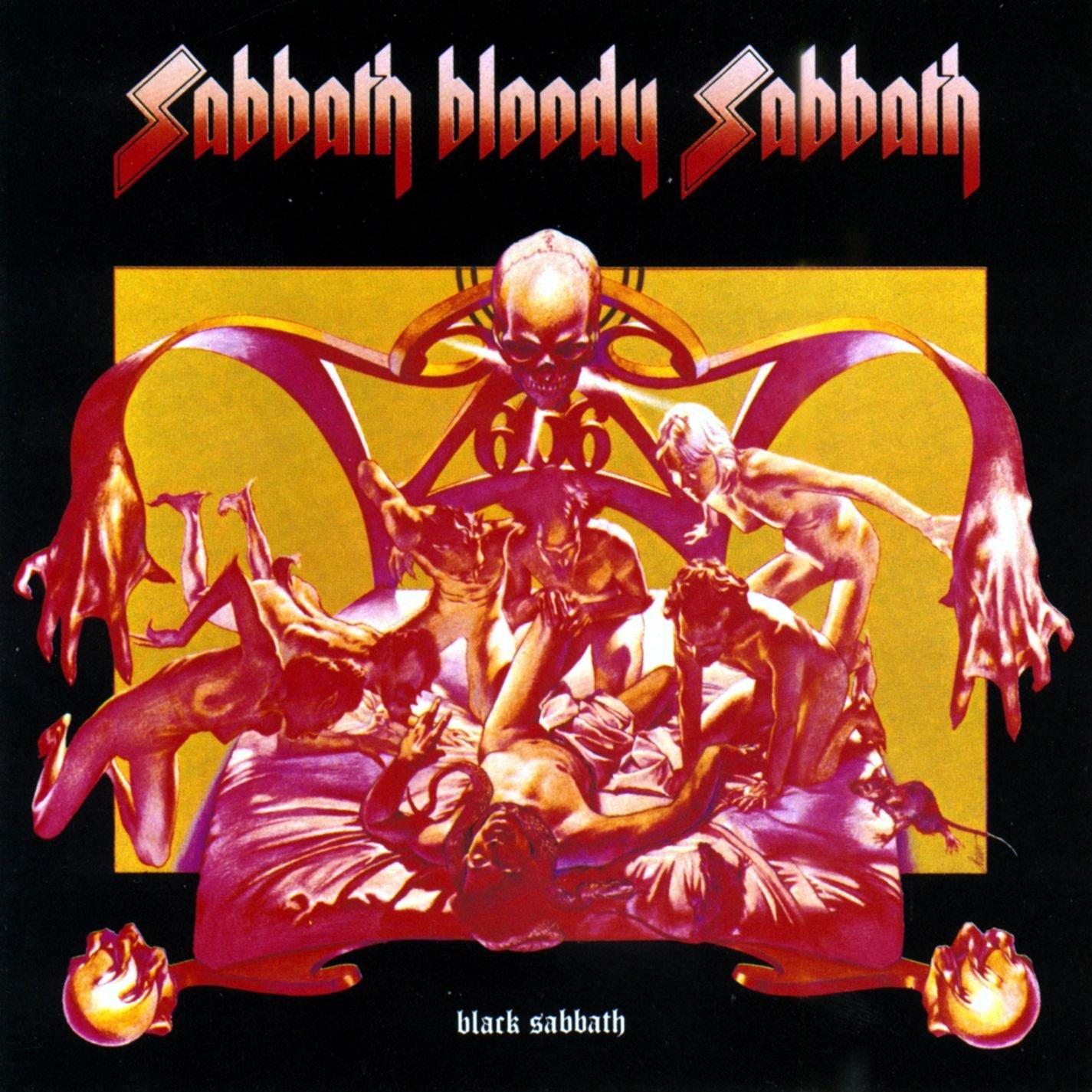 Black Sabbath - Sabbath Bloody Sabbath [LTD LP] (Yellow Vinyl)