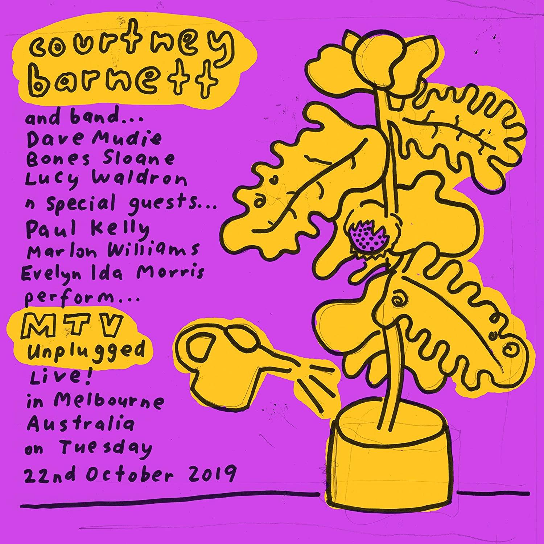 Courtney Barnett - MTV Unplugged In Melbourne [LP]