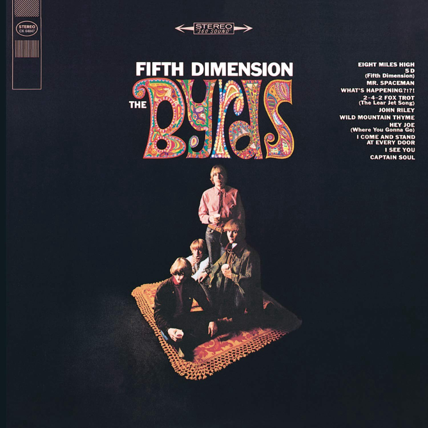 The Byrds - Fifth Dimension [LP]