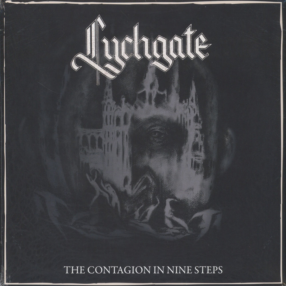 Lychgate - The Contagion In Nine Steps [LP]