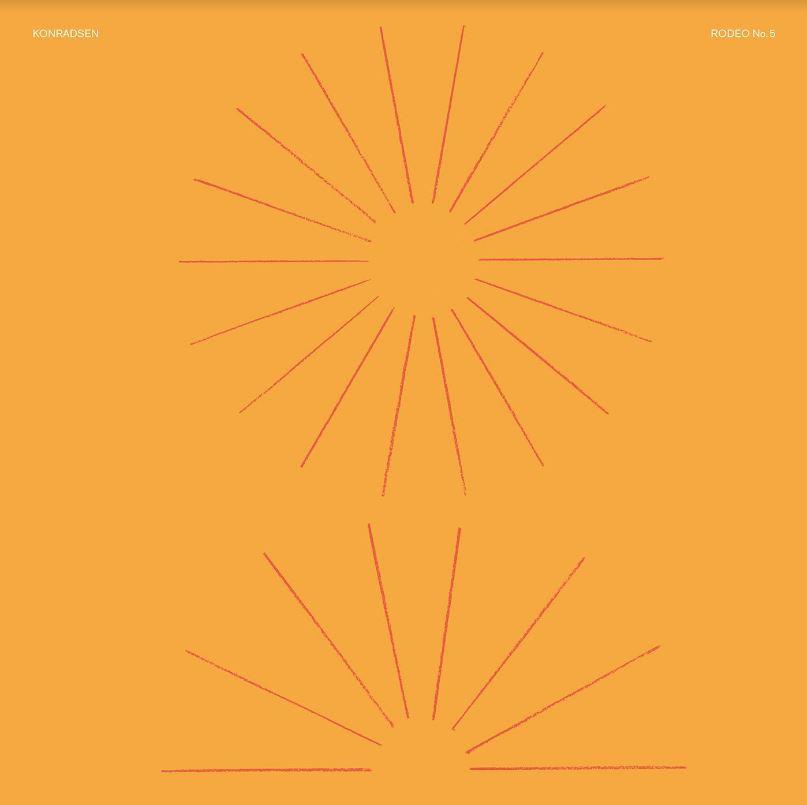 "Konradsen - Rodeo nr 5 [12"" EP]"