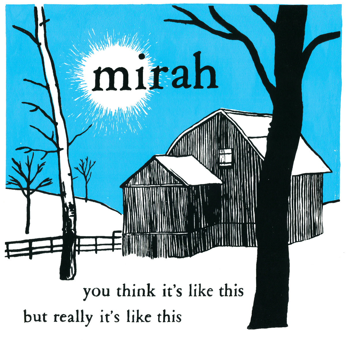Mirah - You Think It's Like This But Really It's Like This 20th Anniversary [2xLP]