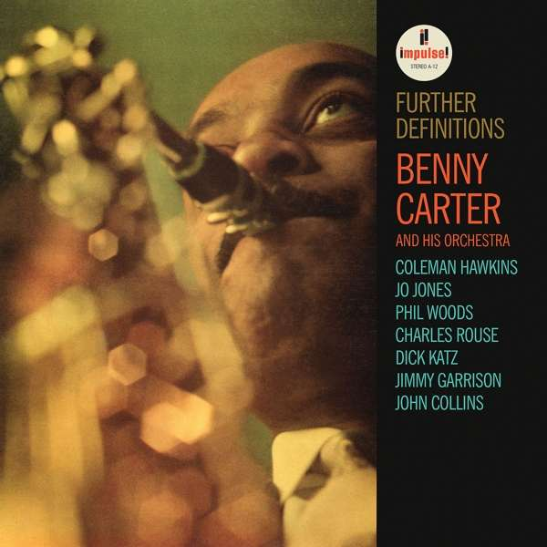 Benny Carter - Further Definitions [LP]