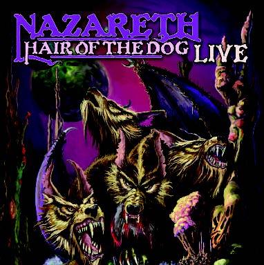 Nazareth - Hair Of The Dog Live [LP]