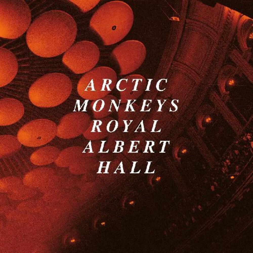 Arctic Monkeys - Live at the Royal Albert Hall [2xLP]