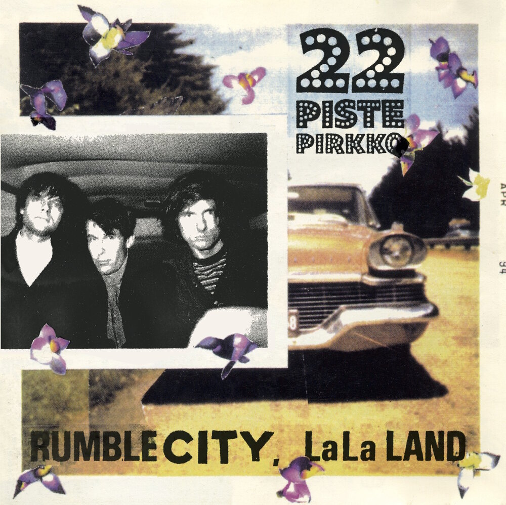 22-Pistepirkko - Rumble City LaLa Land [LP]