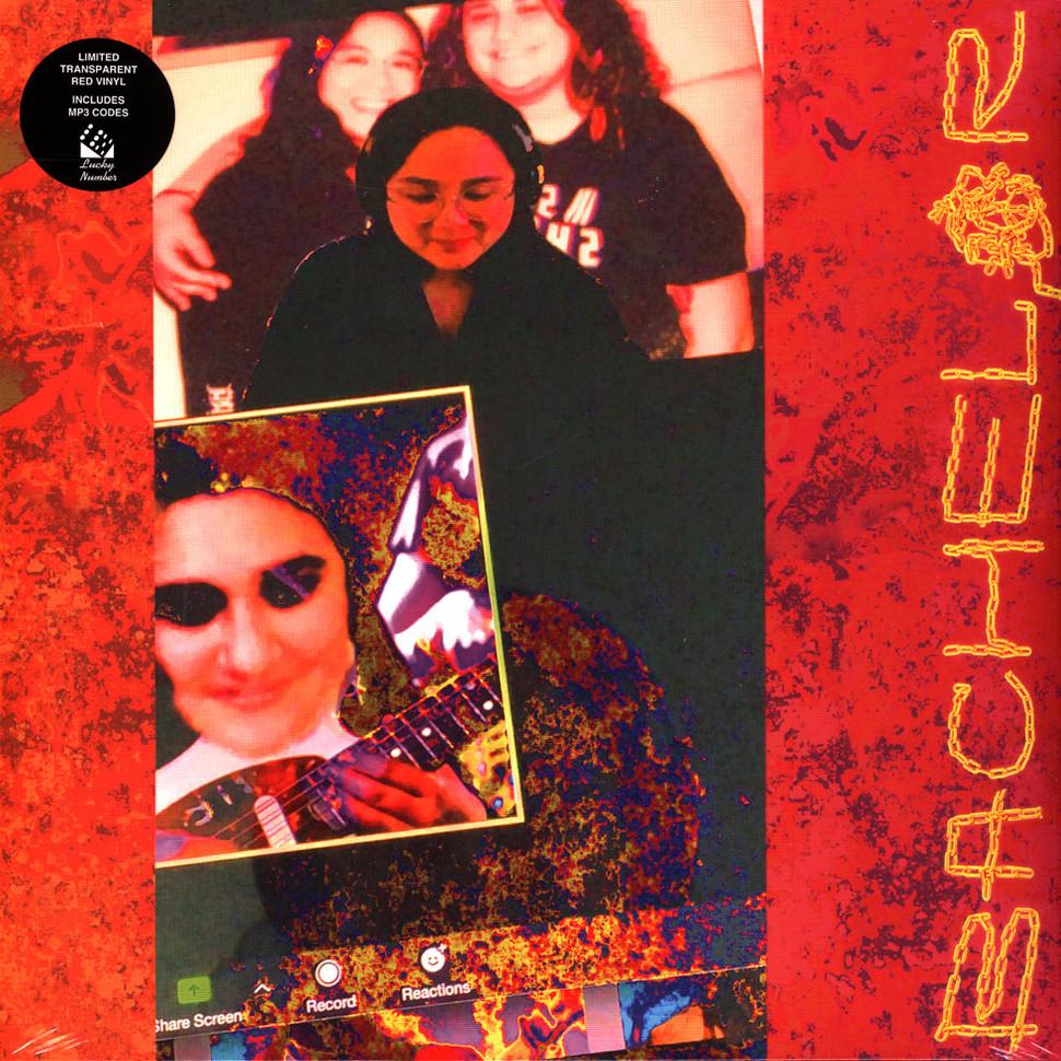 Bachelor - Doomin' Sun [LTD LP] (Transparent Red)