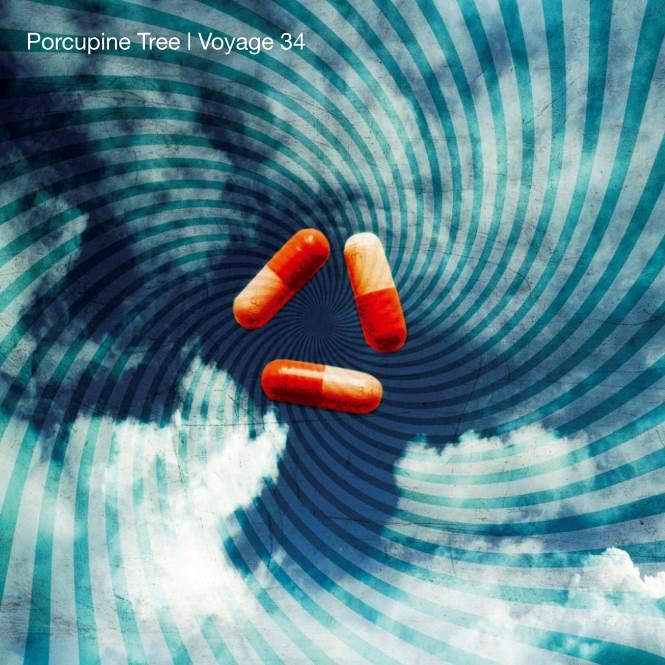 Porcupine Tree - Voyage 34 [2xLP]