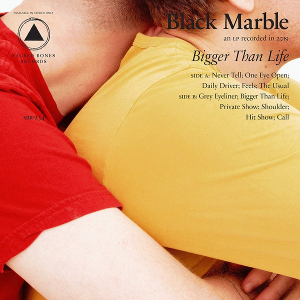 Black Marble – Bigger Than Life [LTD LP] (Coloured vinyl)