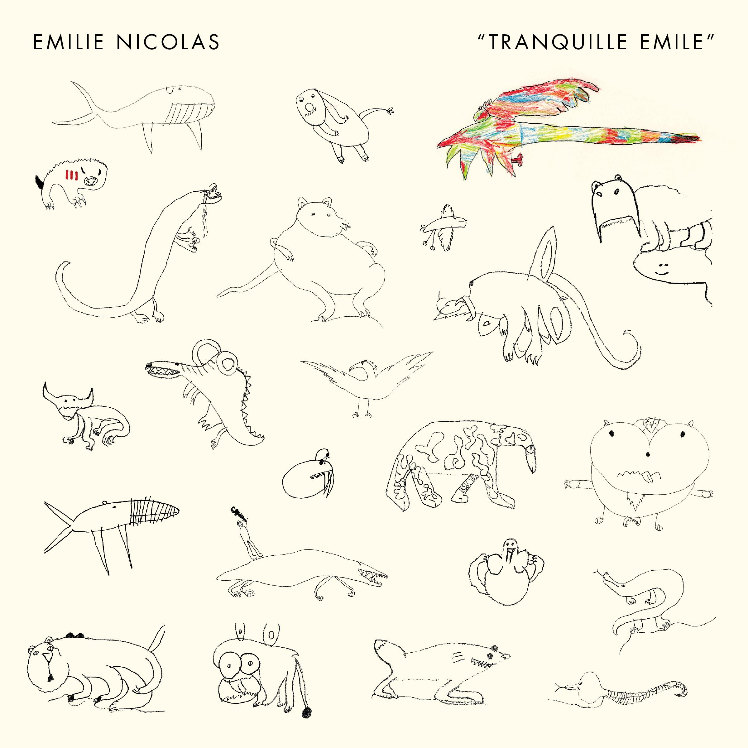 Emilie Nicolas - Tranquile Emile [LP]