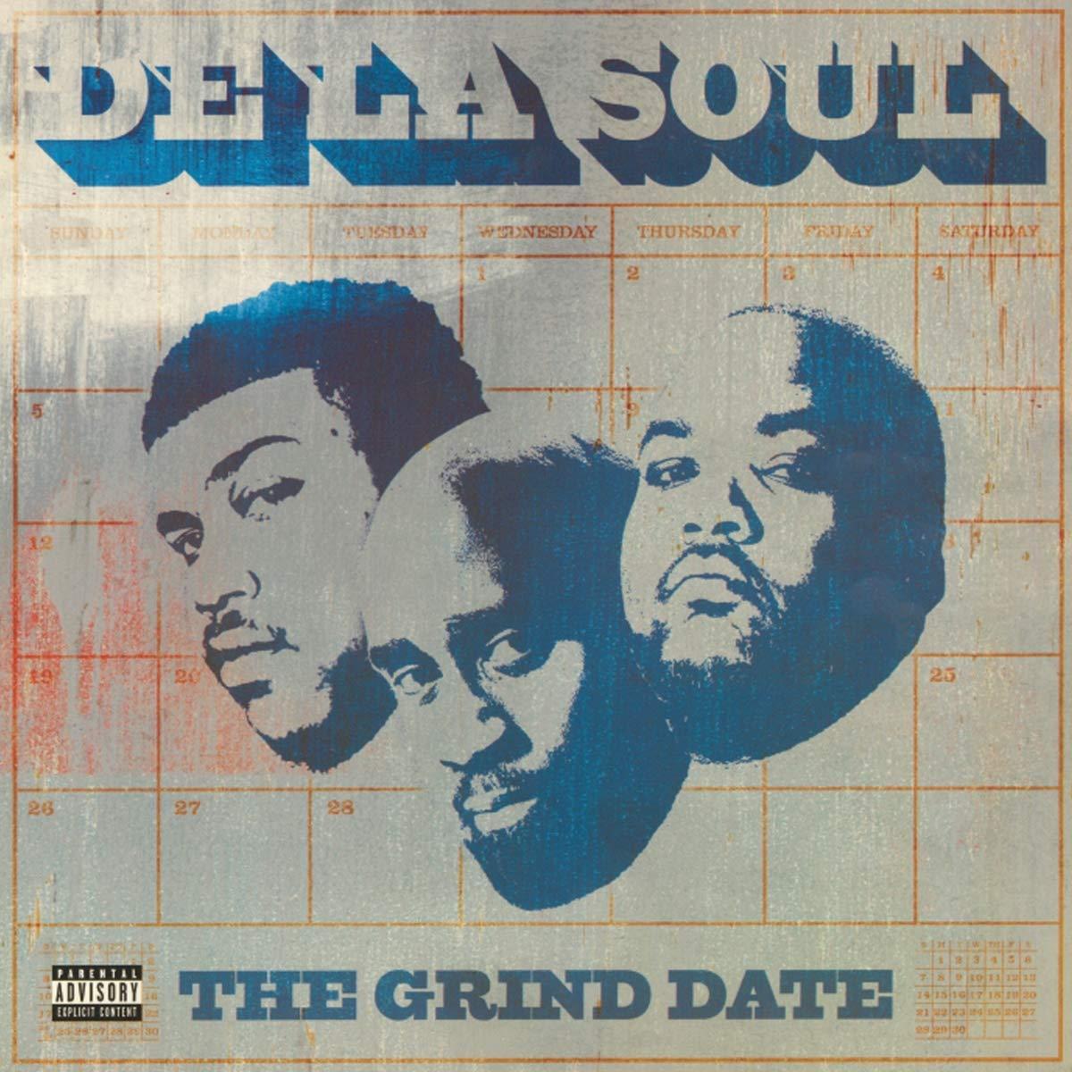 De La Soul - The Grind Date [2xLP]