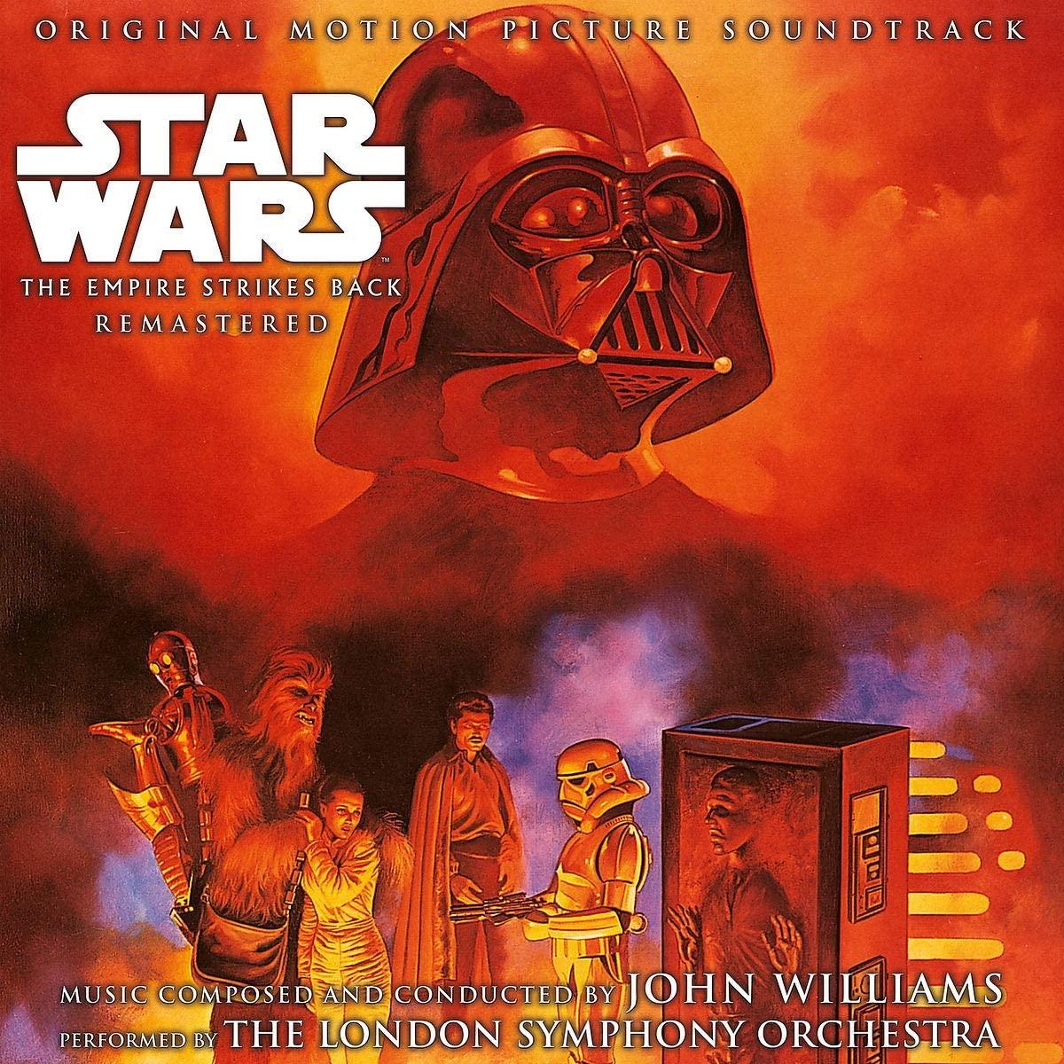 John Williams - Star Wars: Empire Strikes Back [LP]