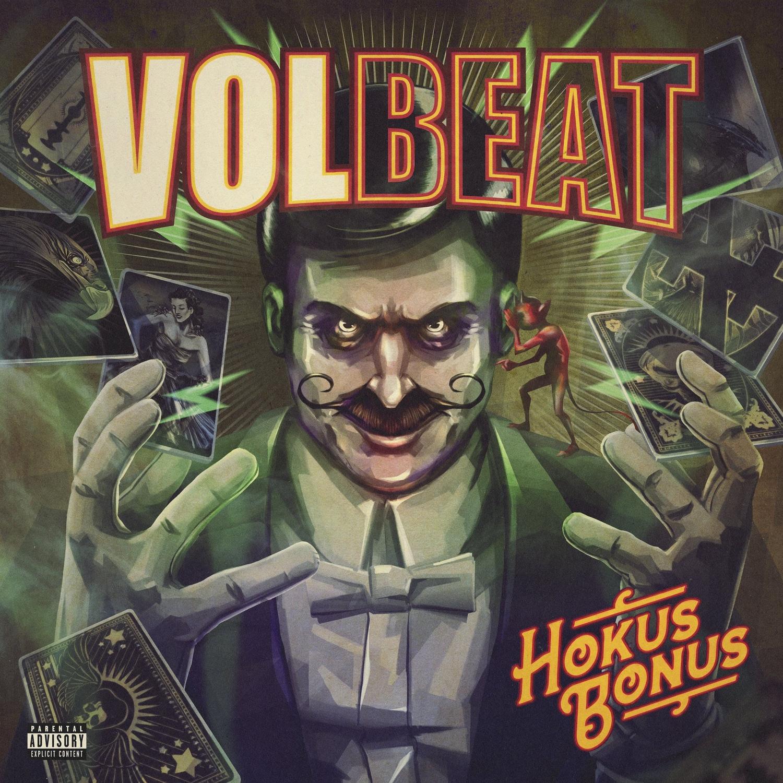 Volbeat - Hokus Bonus [LTD LP] (Yellow Smoke Vinyl)