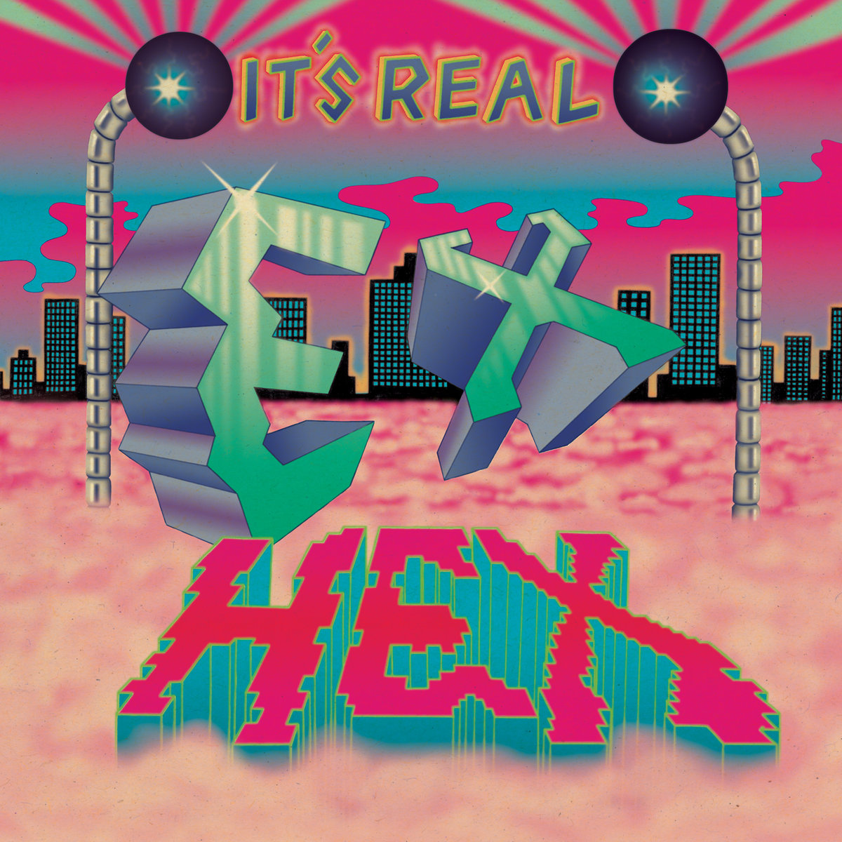 Ex Hex - It's Real [LP]