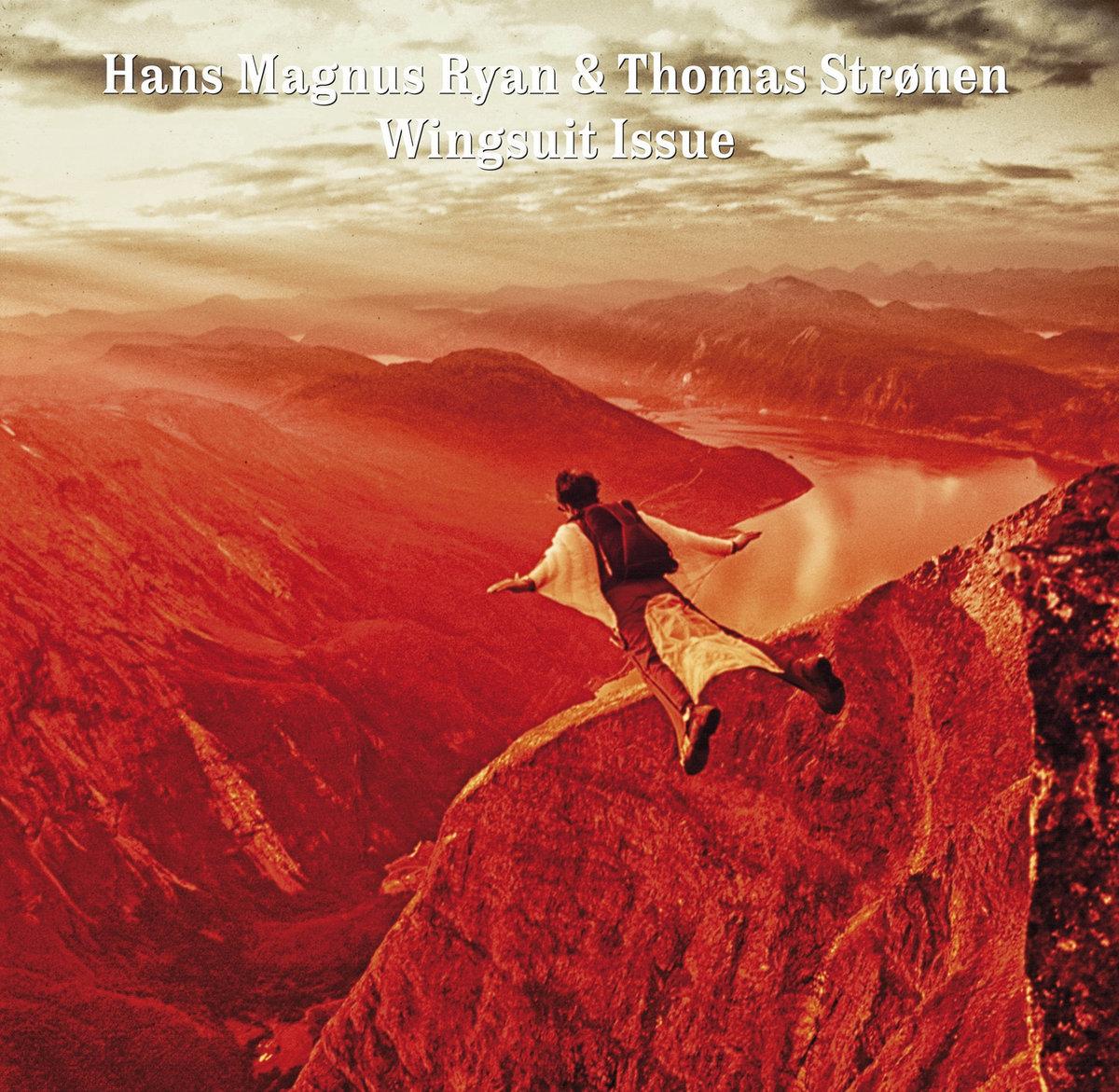 Hans Magnus Ryan & Thomas Strønen - Wingsuit Issue [LP] (Red vinyl)