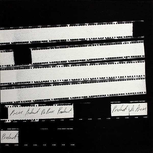 De Press - Product [LTD LP] (White vinyl)