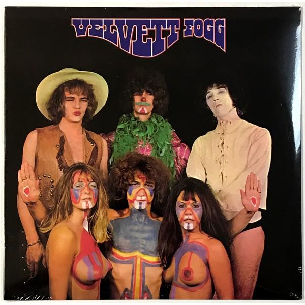 Velvett Fogg - Velvett Fogg [LP]