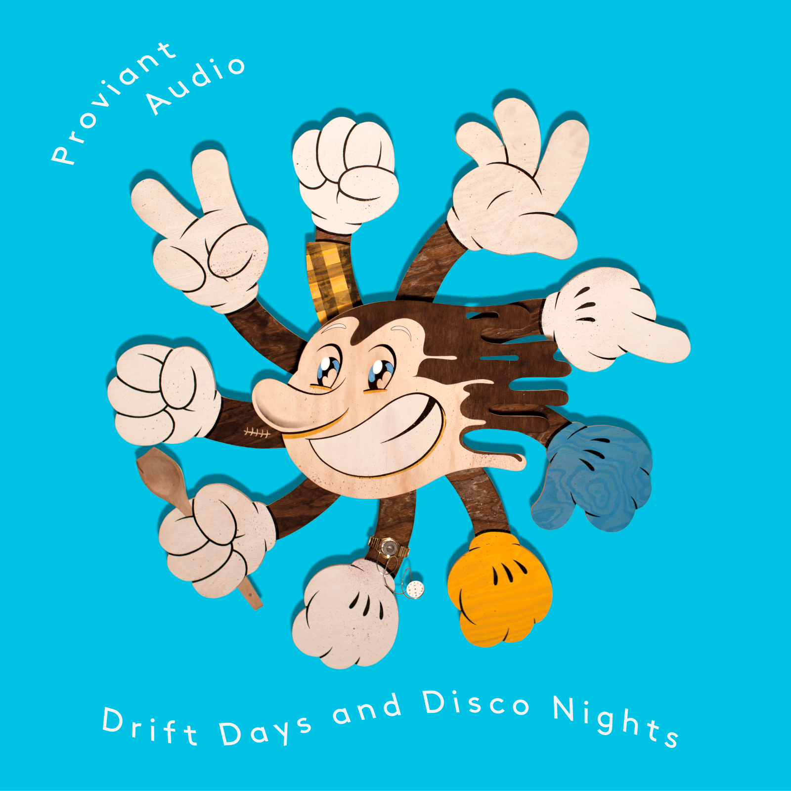 Proviant Audio - Drift days & Disco nights [LP]