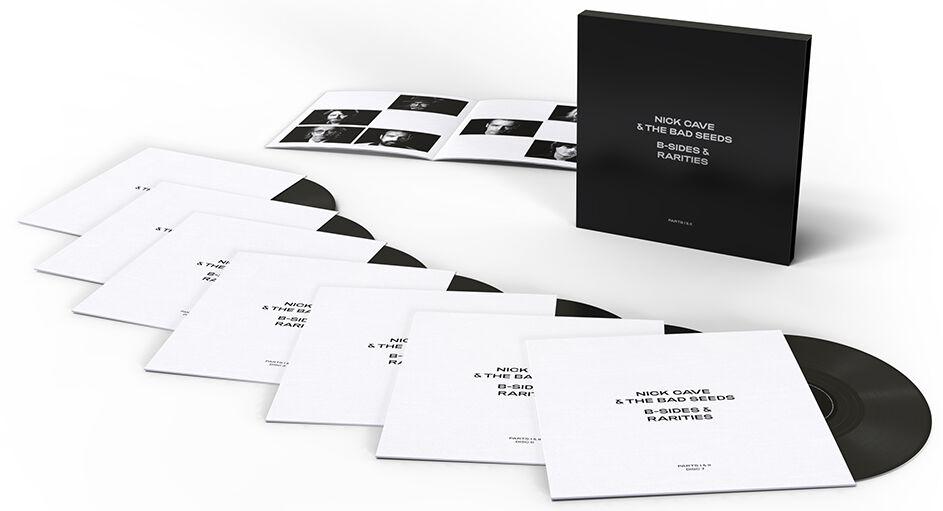 Nick Cave & The Bad Seeds - B-Sides & Rarities Part I & II [7xLP Box]