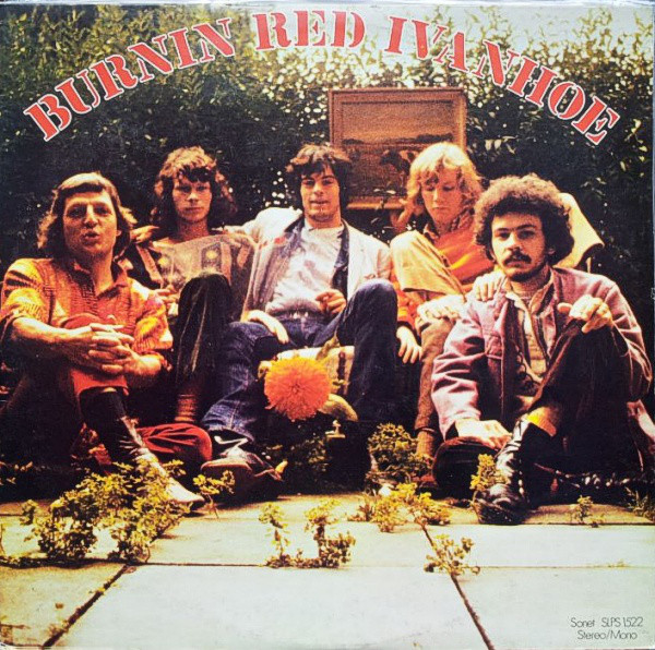 Burnin Red Ivanhoe - Burnin Red Ivanhoe [LP]