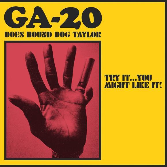 GA-20 - Does Hound Dog Taylor [LP] (Salmon Pink Vinyl)