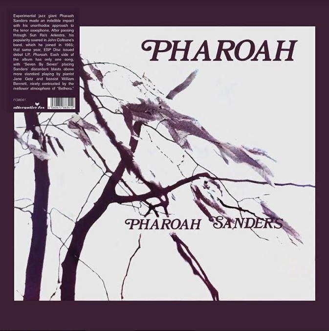 Pharoah Sanders - Pharoah [LP]