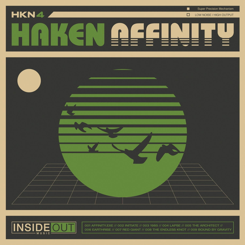 Haken - Affinity [2xLP+CD]