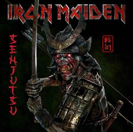 Iron Maiden - Senjutsu [LTD 3xLP]