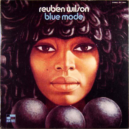 Wilson Reuben - Blue Mode [LP]