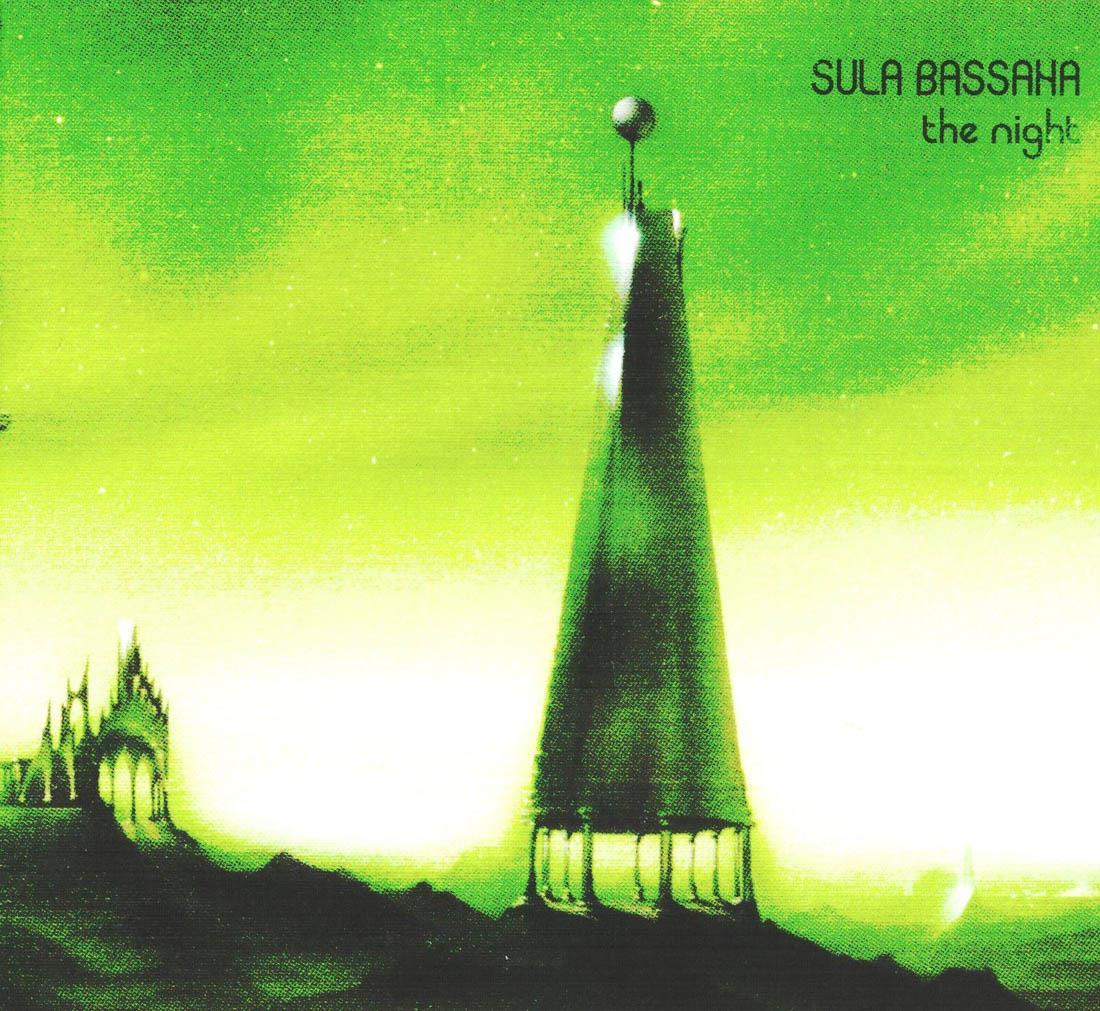 Sula Bassana - The Night [LP] (Clear vinyl)
