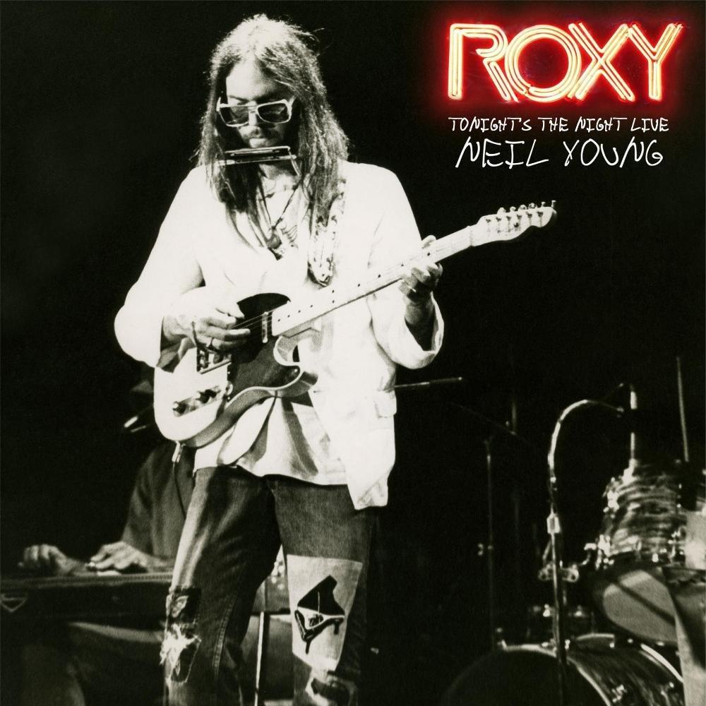 Neil Young - ROXY: Tonight's the Night Live [LP]