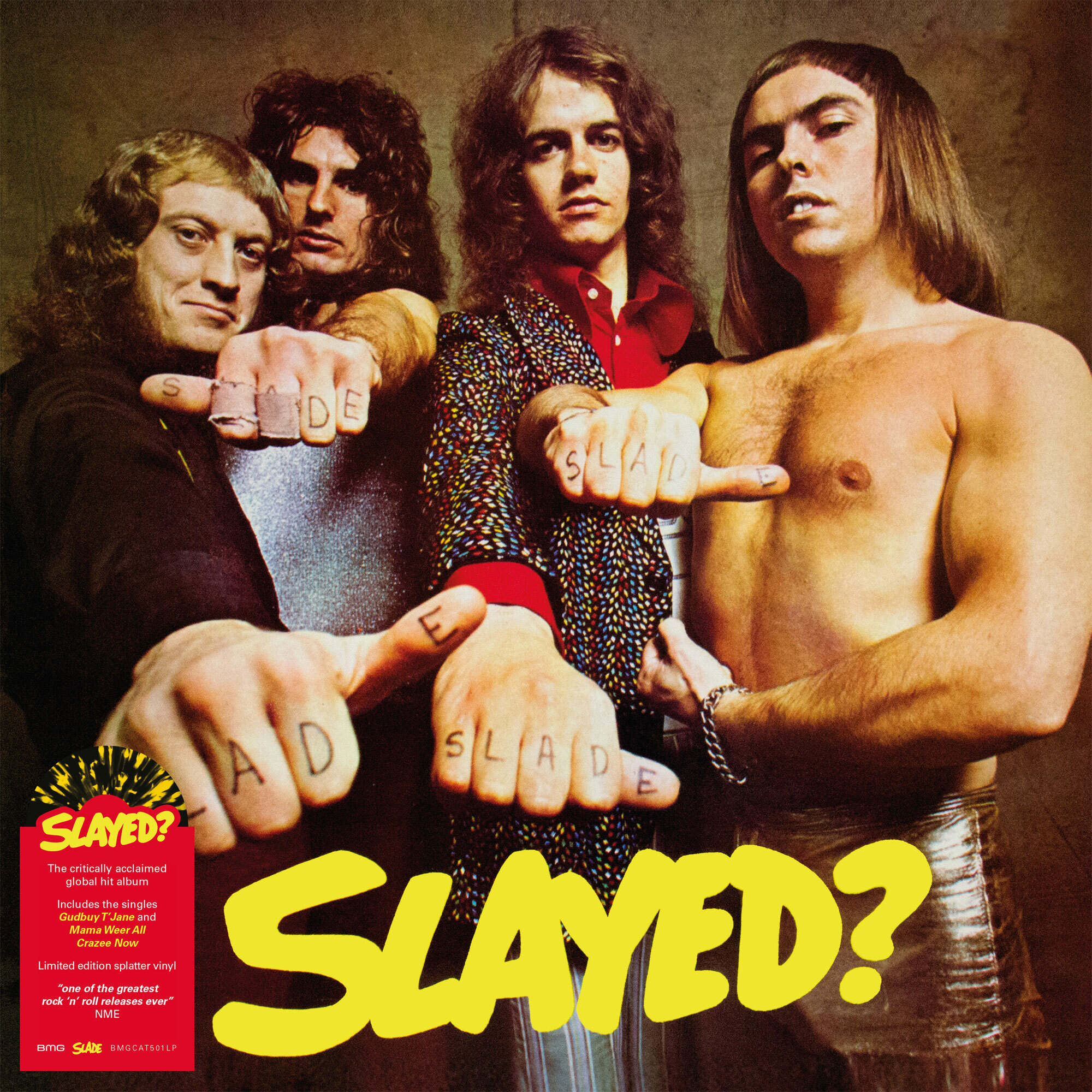 Slade - Slayed? [LP] (Coloured vinyl)
