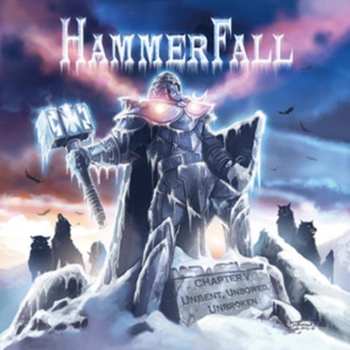 Hammerfall - Chapter V: Unbent, Unbowed, Unbroken [LP]