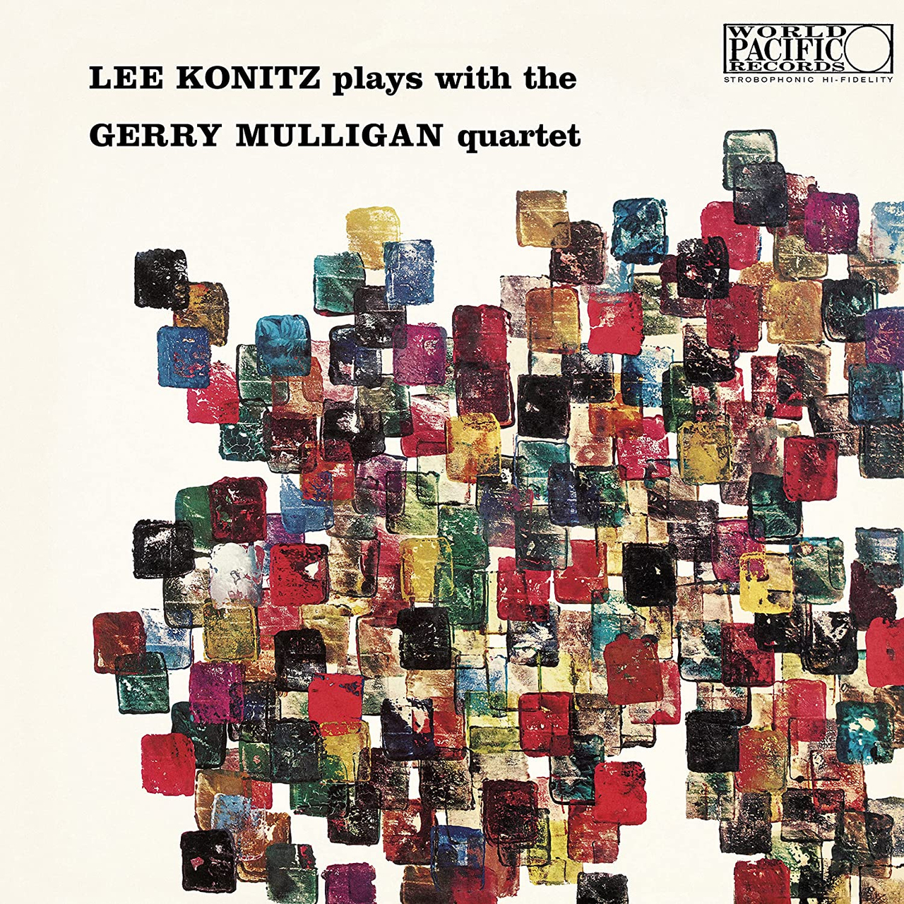 Lee Konitz & Gerry Mulligan - Lee Konitz Plays With The Gerry Mulligan Quartet [LP]