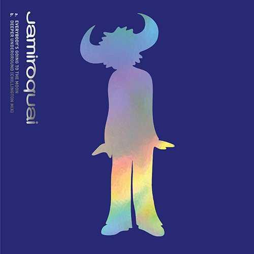 "Jamiroquai - Everybody's Going To The Moon [LTD 12""] (RSD21)"
